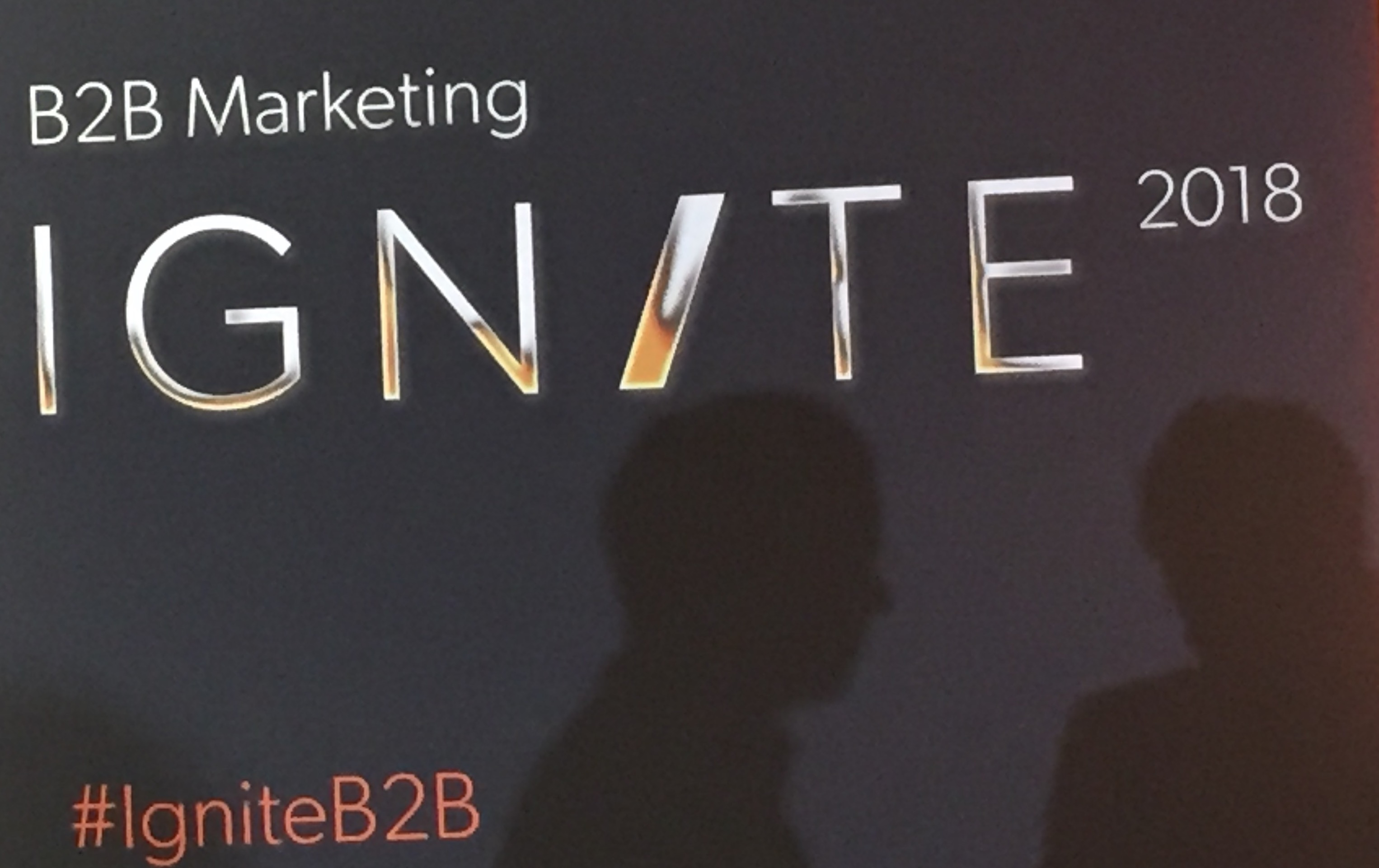 Ignite B2B 2018 Marketing Quotes