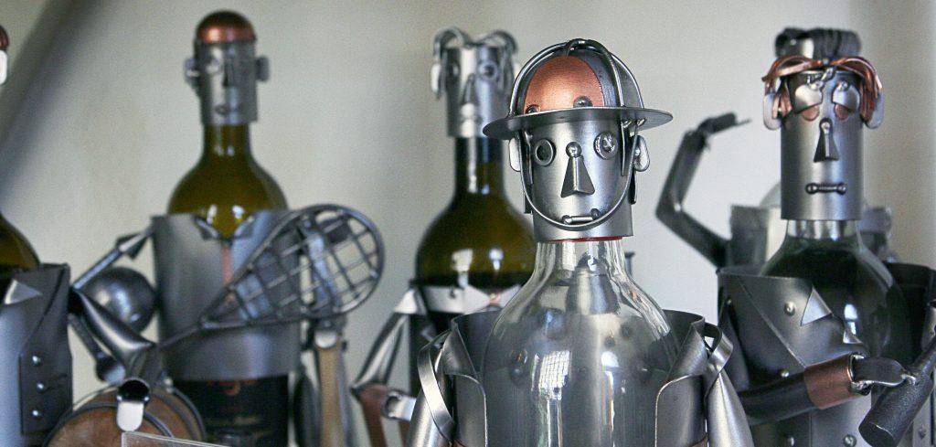 Robots Brand Consistency Brand Symphony Marketing