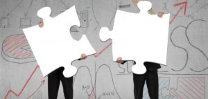 sales and marketing alignment like two jigsaw puzzles