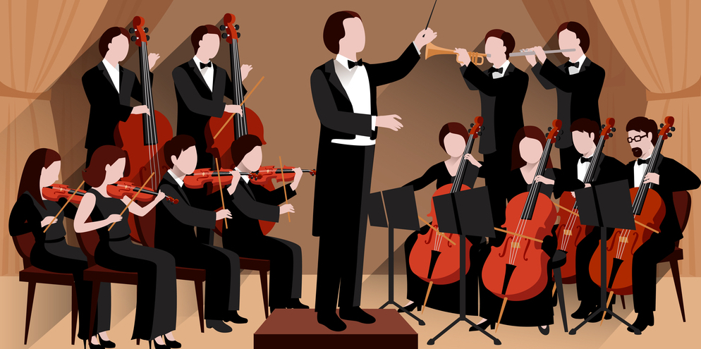 orchestra roles like marketing roles