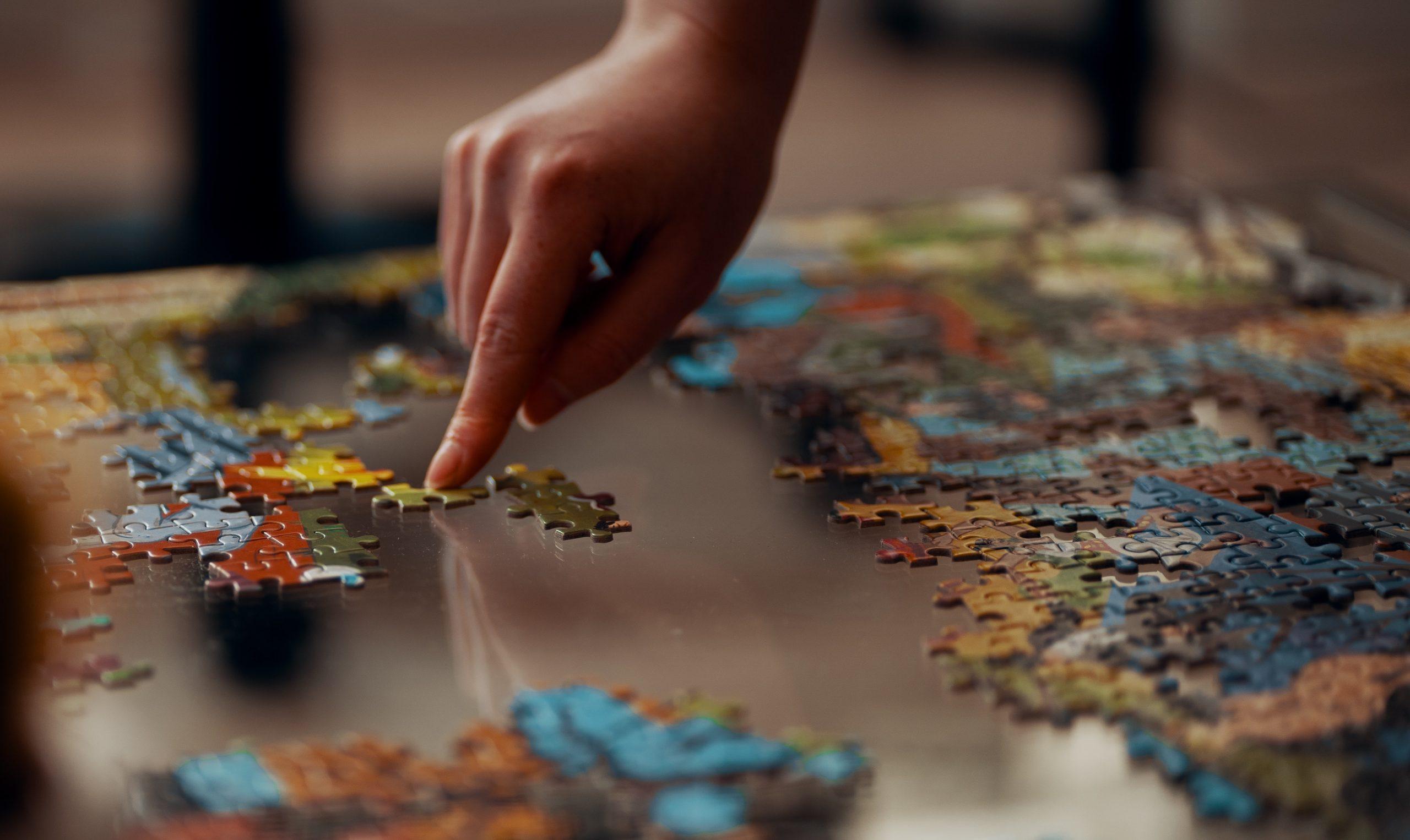 brand jigsaw